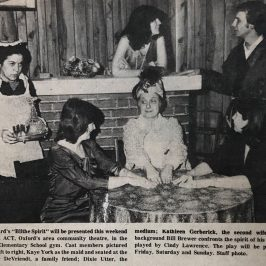 Blithe Spirit Article