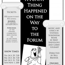 A Funny Thing Happened Poster