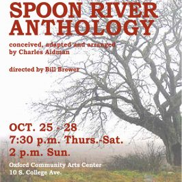Spoon River Anthology Poster