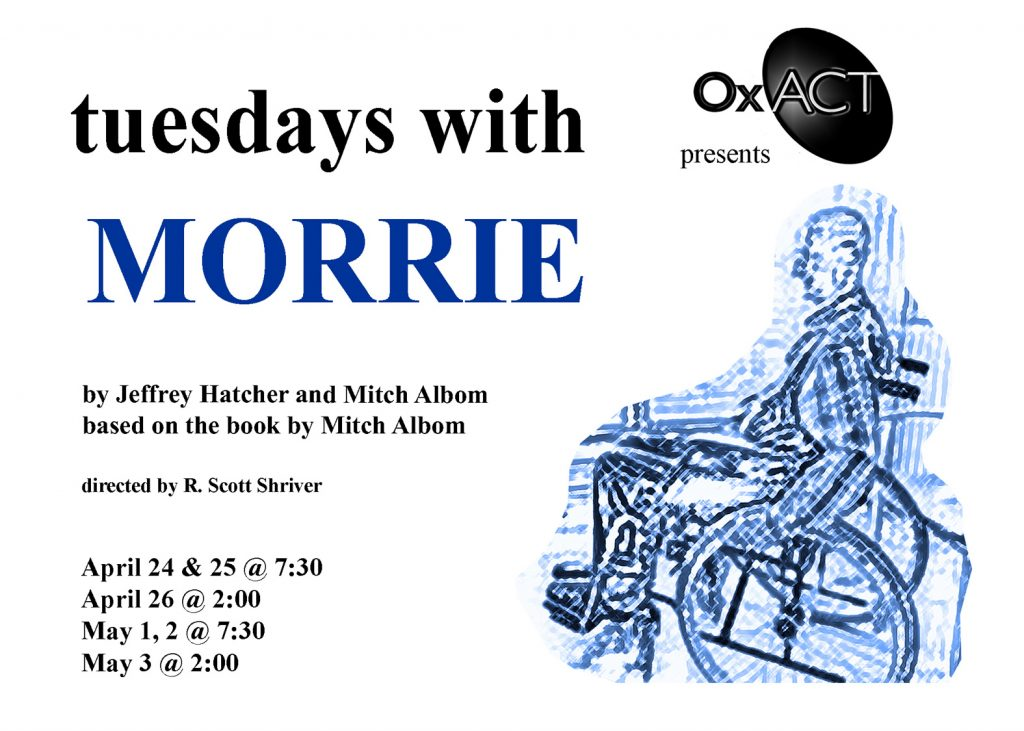 Tuesdays with Morrie Poster