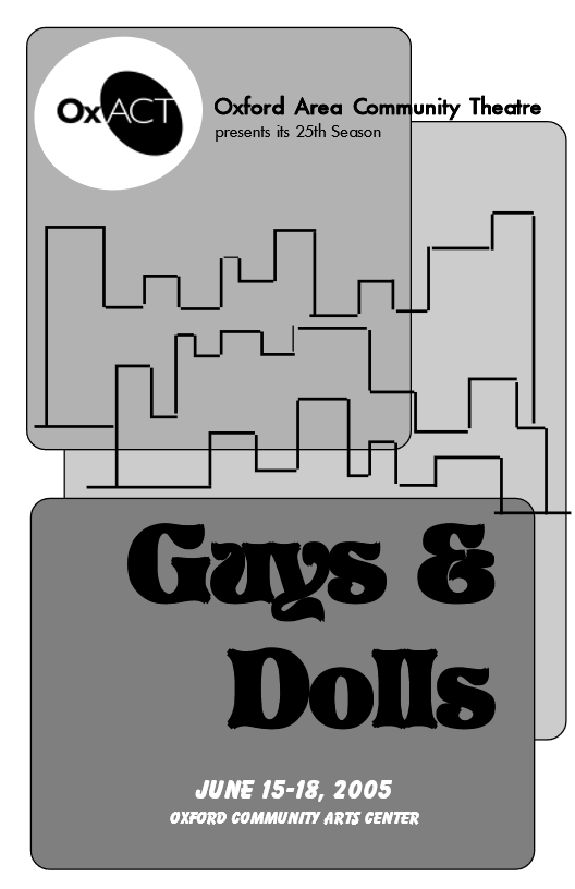 Guys and Dolls Program