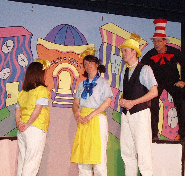 Seussical Photo