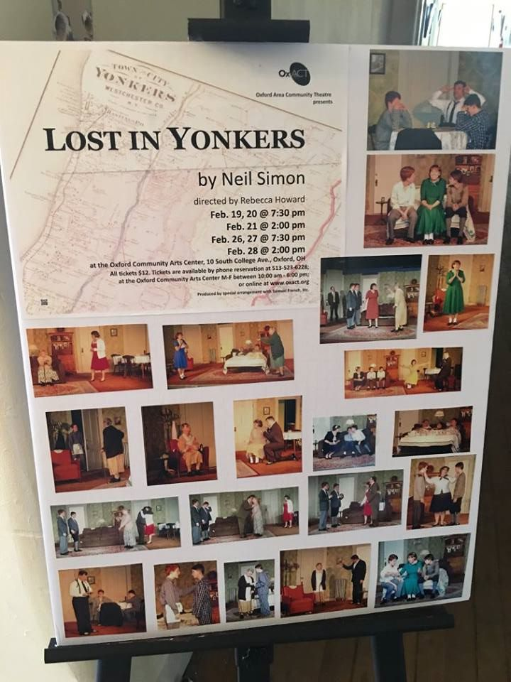 Lost in Yonkers Photo