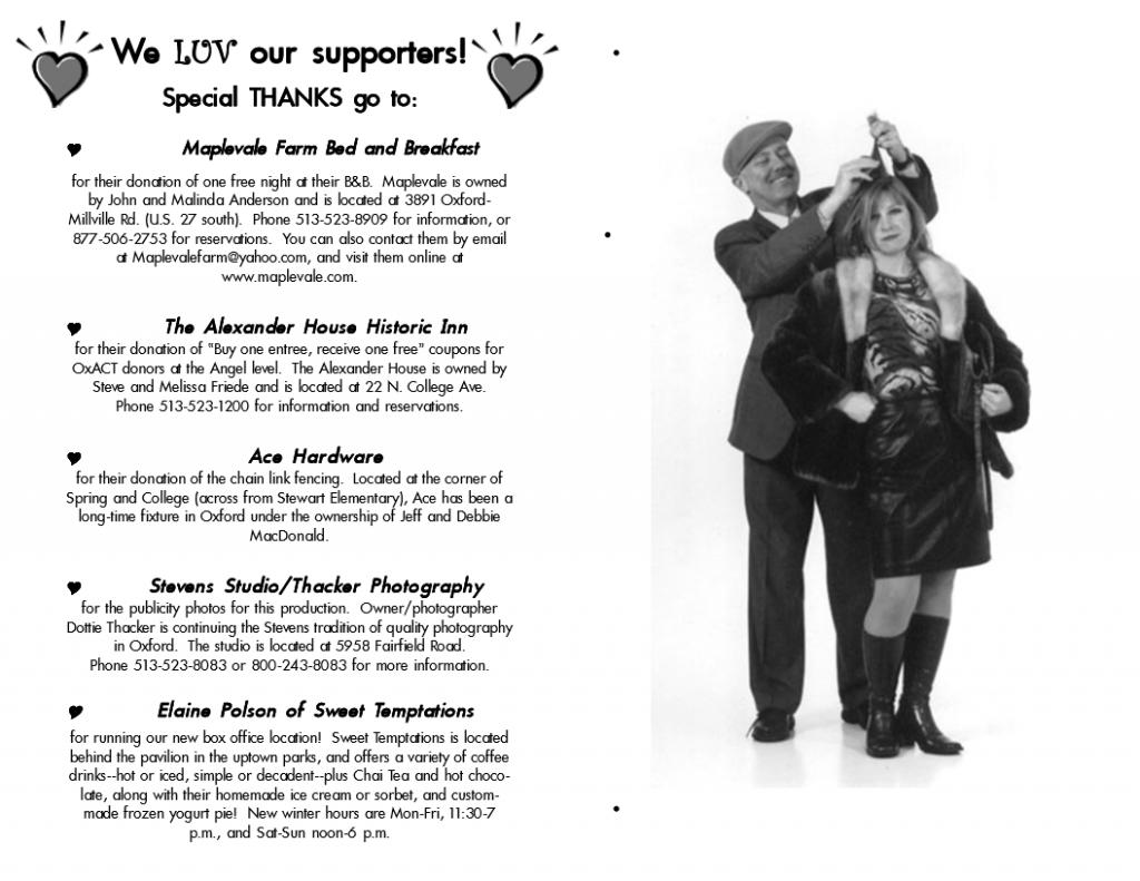 LUV Program