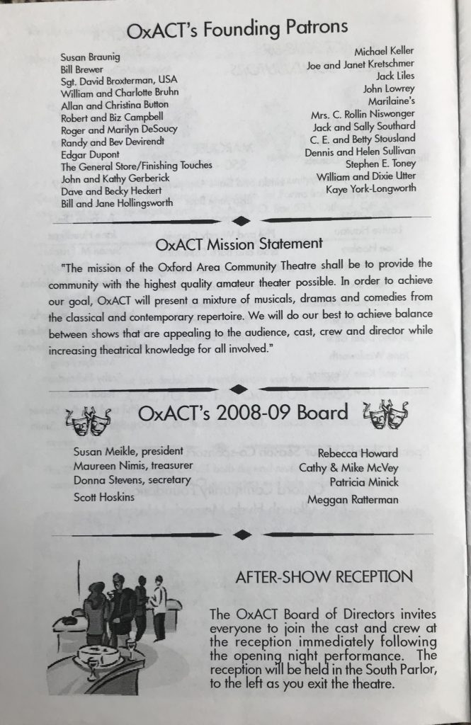 Quilters Program
