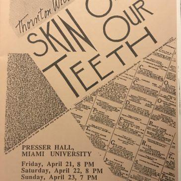 Skin of Our Teeth
