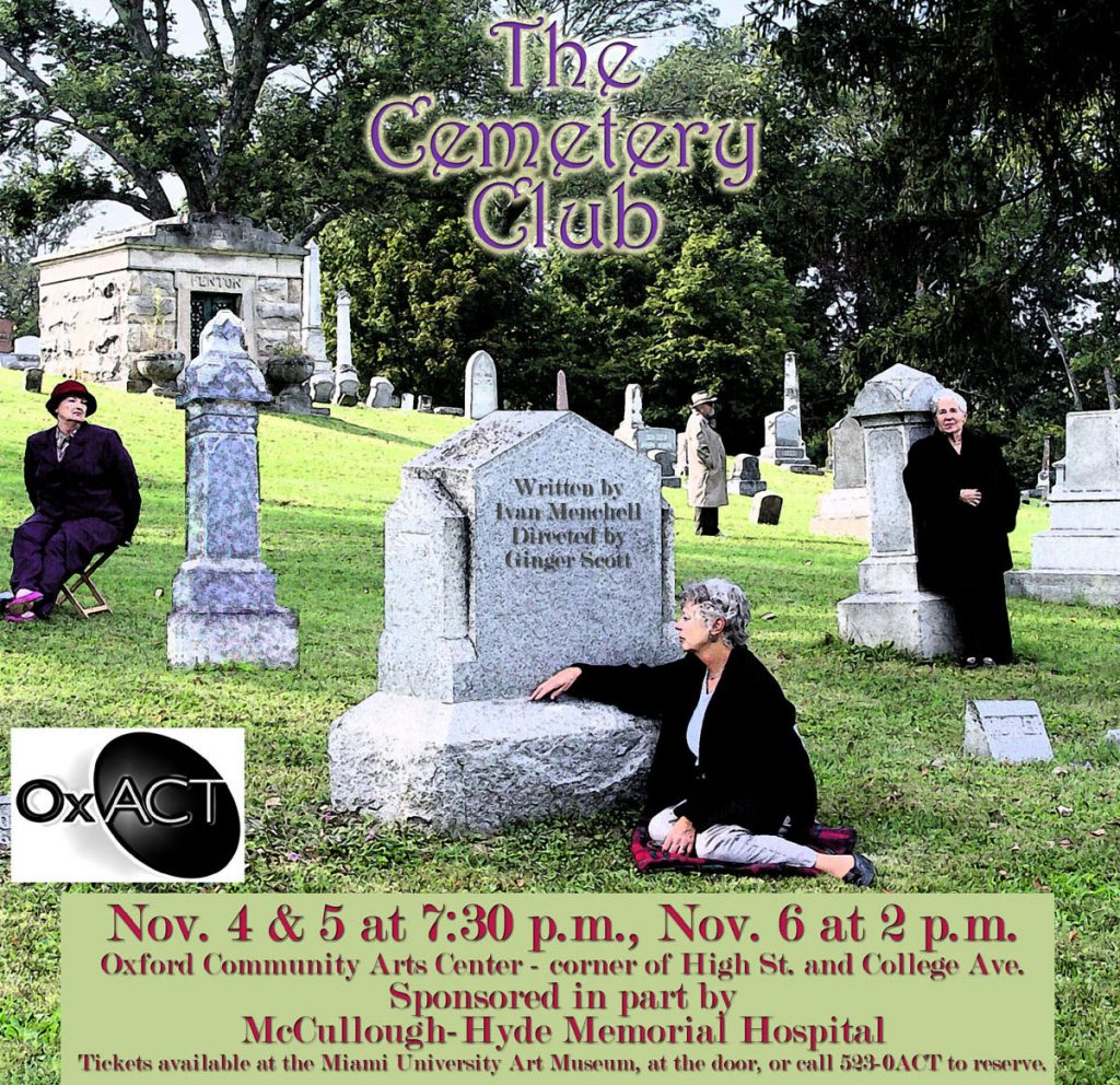Cemetery Club Poster